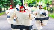 跑步竟然可以抗癌?
