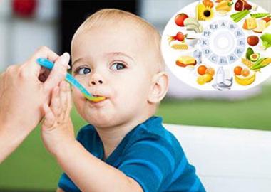 孩子缺微量元素怎么办?